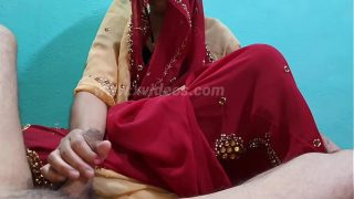 Chachi ki chudai devar fucking with doggystyle mms Indian desi sexy girl