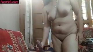 Desi Bhabhi Fucking With Boss