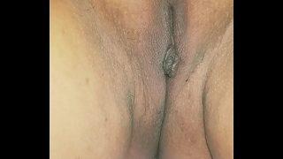 Desi wife erotic pussy massage