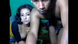 horny hindu couple Leaked Webcam Video