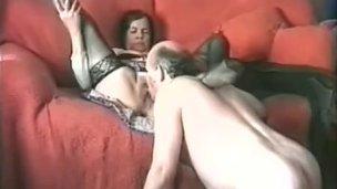 Old couples kinky homemade porn