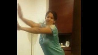 Telugu lanja Dance